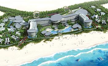 Jumeirah at Saadiyat Island Resort ... luxury destination.