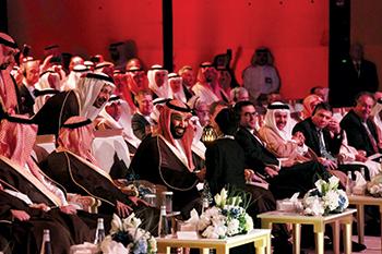 Spark was launched by Saudi Arabia's Prince Mohammed bin Salman bin Abdulaziz Al Saud.