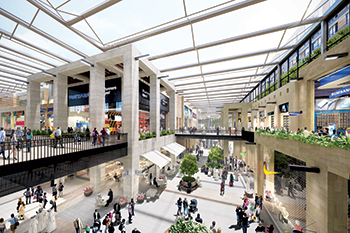 Marassi Galleria ...a key anchor within the masterplan.