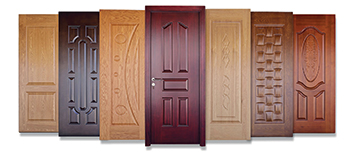 UBM ... wide choice of doors.