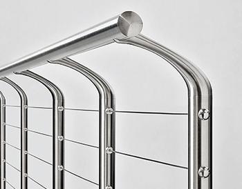 Q-railing systems ... modular design.