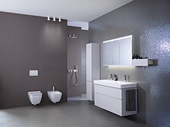 Smyle bathroom series ... revamped.