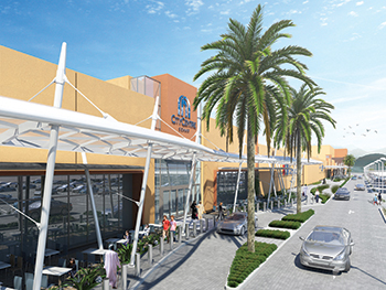 City Centre Suhar ... a fully-integrated retail, dining, and leisure destination.