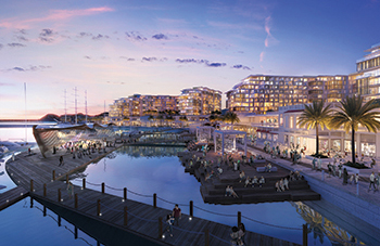 Mina Sultan Qaboos (MSQ) ... a $2-billion mixed-use waterfront destination set to take shape.