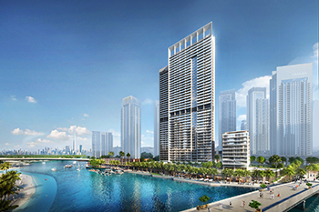 Palace Residences ... boutique waterfront living.