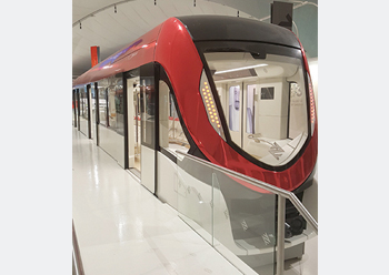 Riyadh Metro ... a key project  for USG Boral ME.