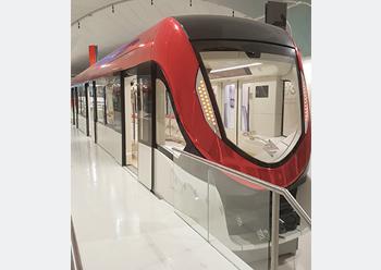 Riyadh Metro ... a key project  for USG Boral ME.