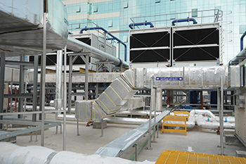 Saudi Aircon's work on the first contract is slated for completion by August 2019.