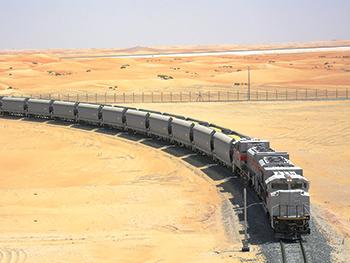 Etihad Rail ... to span 1,200 km across the UAE.