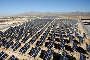 Bahrain is building a 100-MW solar power plant.