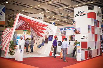 HHG received the 'Best Stand Award' at the expo.