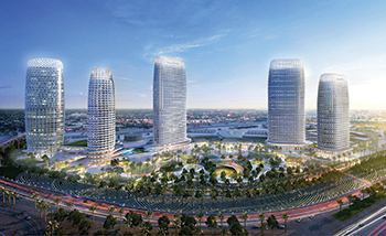 The Avenues – Riyadh ... Hilton to operate four of its hotel brands.