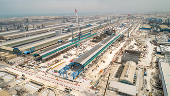 Line 6 clocked 30 million working-hours without LTI.