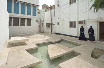 Bahrain's Revitalisation of Muharraq project ... shortlisted for the 2019 Aga Khan Award.