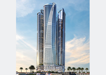 Damac Towers by Paramount Hotels and Resorts .. opening this year.