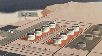 Duqm refinery  ... 13 per cent of EPC work completed.