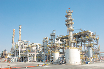 Bapco Modernisation Programme ... to boost capacity to 380,000 barrels per day.