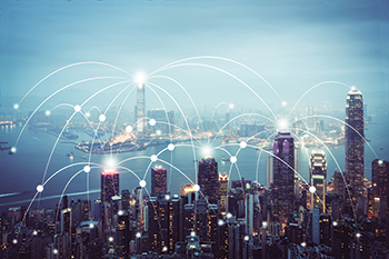 Buildings are becoming both smarter and more connected.