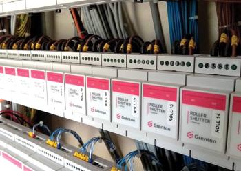 Grenton modules.