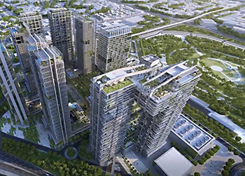 Dubai 1 Residence, part of the Wasl 1 development.