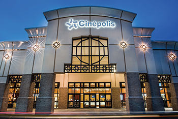 Cinépolis to build 63 cinema theatres across Saudi Arabia.