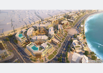 Deira Waterfront Development ... CSCEC will develop Plots 9 and 10 in Phase One.