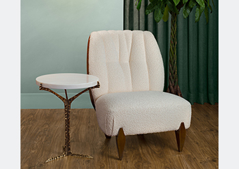 Na Pali chair from the Memory Collection ... robust and handmade.