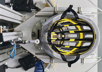 Armet ... the first MIPS-equipped industrial safety helmet.
