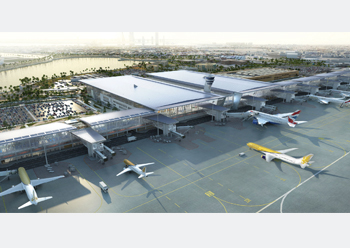 Bahrain Airport Modernisation Programme ... completion expected later this year.