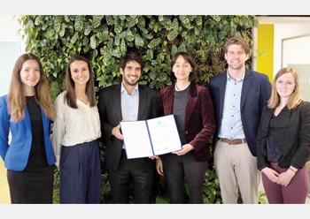 Key milestone ... AESG joins WorldGBC's Net Zero Carbon Buildings Commitment.