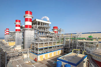 Gulf Construction Online - Sohar's new $1bn power plant starts operation