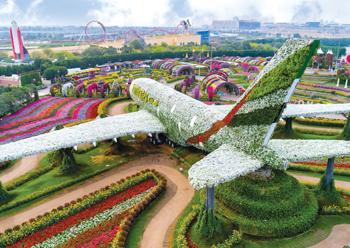 Dubai Miracle Garden ... set to don a new look for the next season.