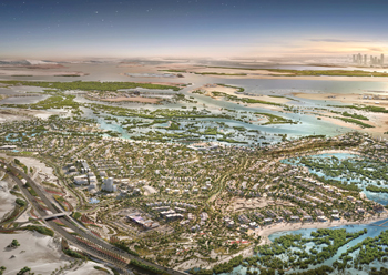 The Jubail Island project ... sought after by wellness and nature enthusiasts.