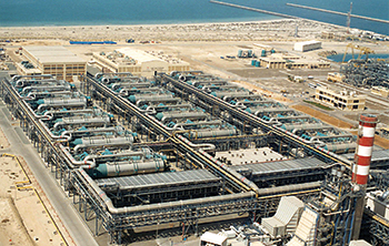 Acwa Power is to set up a 150-MGD plant in  Umm Al Quwain.