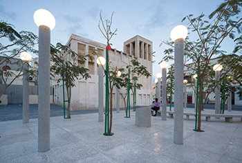 The Revitalisation of Muharraq ... visionary effort to maintain the spirit of this historic city.