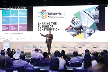 FutureTech Construction Summit ... in its second edition.