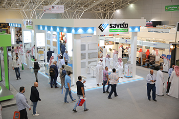 Saudi Build 2019 will see more than 520 exhibitors over 18,000 sq m of exhibition space.