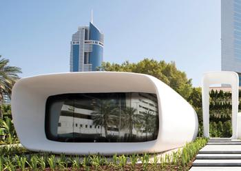 Office of the Future ... design led by Piper of Killa Design.