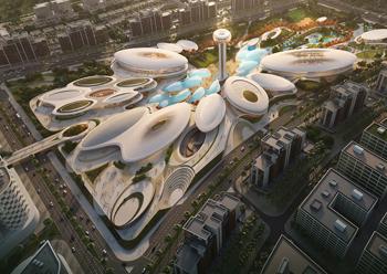 Aljada ... Sharjah's largest mixed-use community.