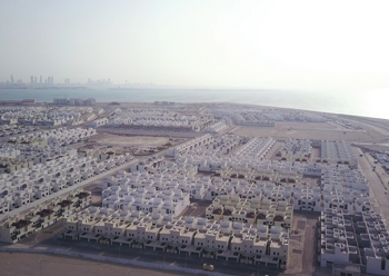 Diyar Al Muharraq has a culturally grounded masterplan, which offers a cohesive mix of residential and commercial projects.