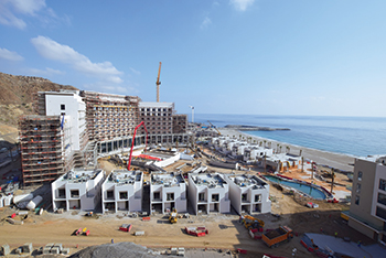 Address Fujairah Resort & Spa ... a key project being developed by Eagle Hills.