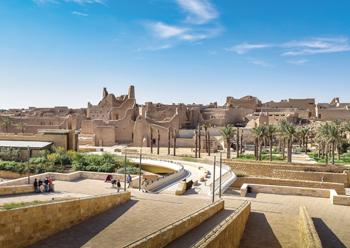 Diriyah Gate project will turn Wadi Safar into the Beverly Hills of Riyadh.