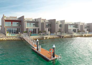 Diyar Al Muharraq ... catering to Bahrain's modern lifestyle.