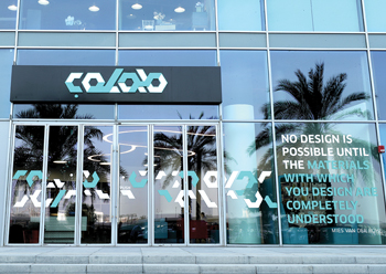 Colab ... located in the Dubai Design District (d3).