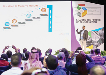 The Big 5 features more than 220 complimentary high-level summits, practical seminars, and CPD (Continuing Professional Development)-certified workshops.
