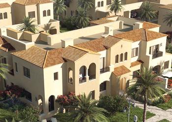 The Amaranta project in Villanova, Dubai, was awarded to Arabtec Construction last May.
