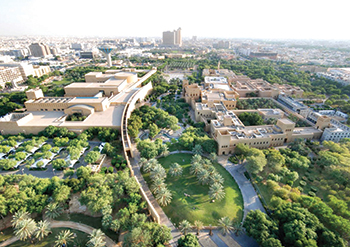Green Riyadh will increase the city's green cover from 1.51 to 9.1 per cent by 2030.