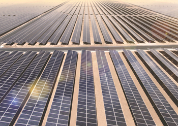 The Acwa consortium will build Phase 5 of the Dubai solar park.