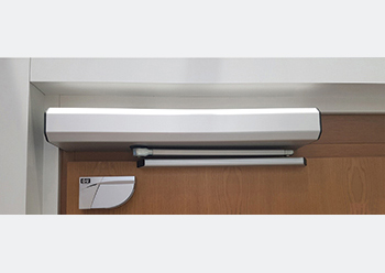 GU Automatic's swing door drive.
