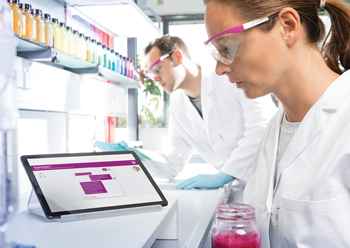 Coatino will help users research and adjust ingredients directly in the laboratory.